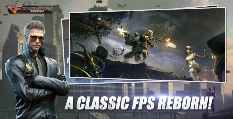 Скачать CrossFire: Legends на Android