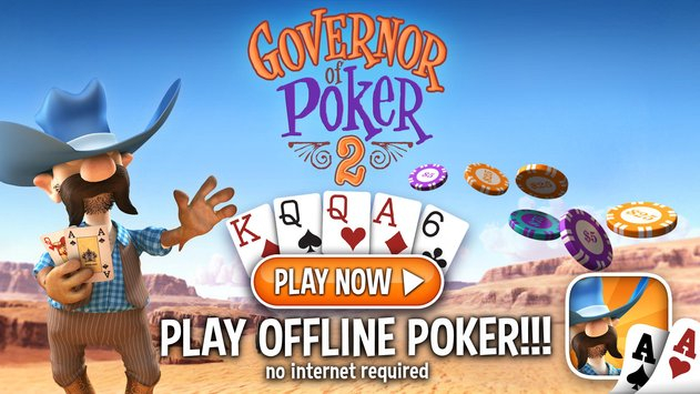 Governor of Poker 2 скачать