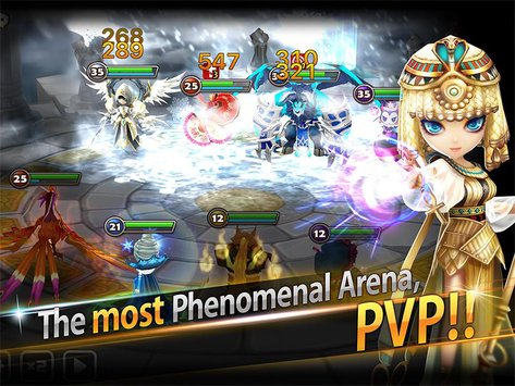 Summoners War для андроид