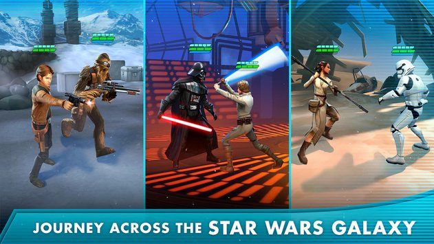 Star Wars™: Galaxy of Heroes для андроид