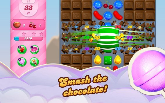 Candy Crush Saga скачать