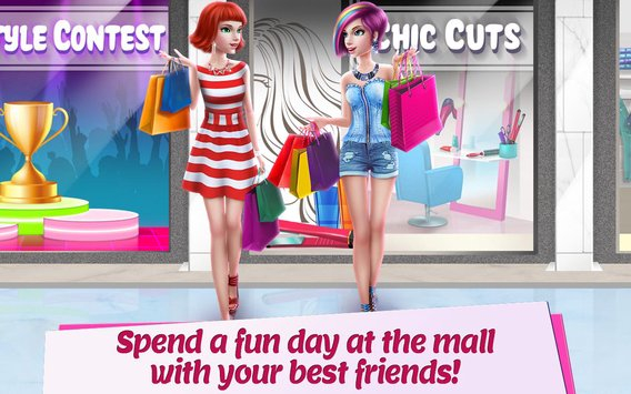 Shopping Mall Girl - Dress Up & Style скачать
