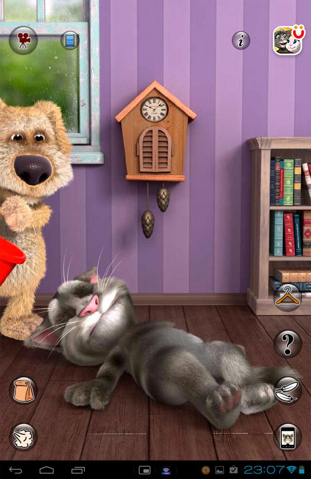 игра том кот скачать бесплатно на пятисотую нокию