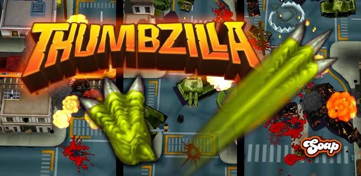 ThumbZilla крушитель для Андроида