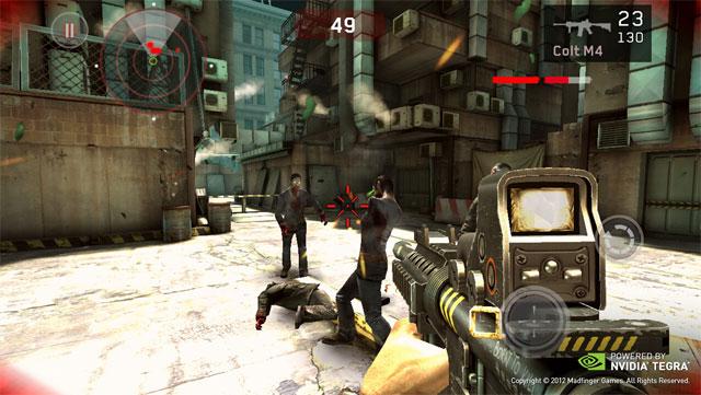 зомби игра скачать андроид