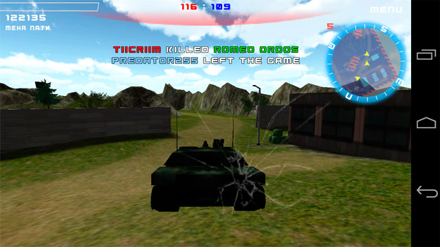 игра tanktastic для Android